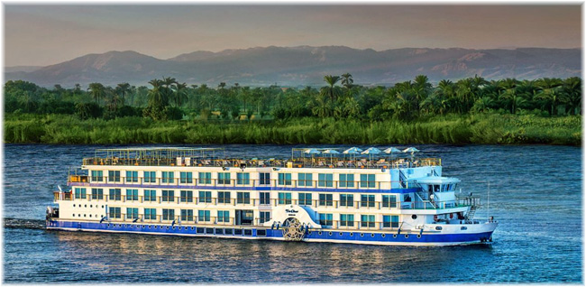 The Oberoi Philae (Cruises on the Nile)