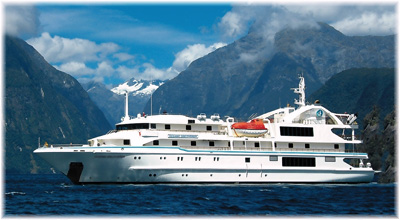 The 72-berth Oceanic Discoverer will become the Coral Discoverer