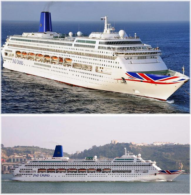Oriana - P&O Cruises