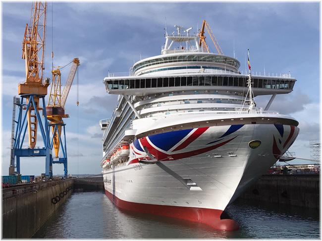 Damen Shiprepair & Conversion – Damen Shipyards Group – Late