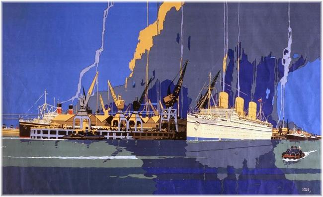 Posh - Southampton in 1930s