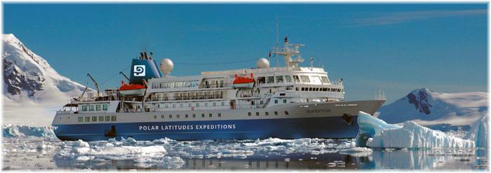 Seaventure - Polar Latitudes (Artist impression)