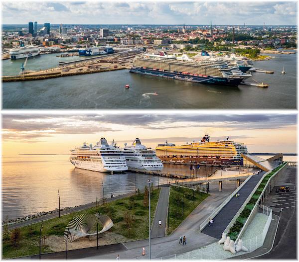 Port of Tallin (New terminal credit Kaupo Kalda - Port of Tallin)