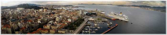 Port of Vigo, Spain