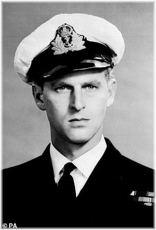 Prince Philip of Greece, later Duke of Edinburgh