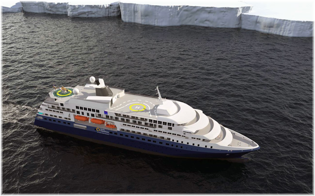 Brodosplit to build a groundbreaking new polar expedition ship for Quark Expeditions