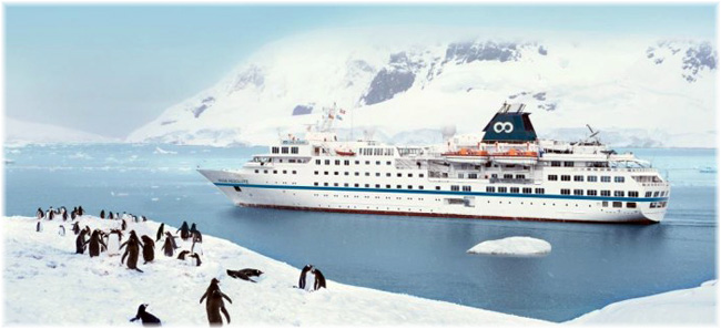 The 146-berth RCGS Resolute at Paradise Bay (Artist impression)