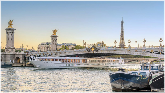 The Renoir in Paris (Courtesy CroisiEurope)