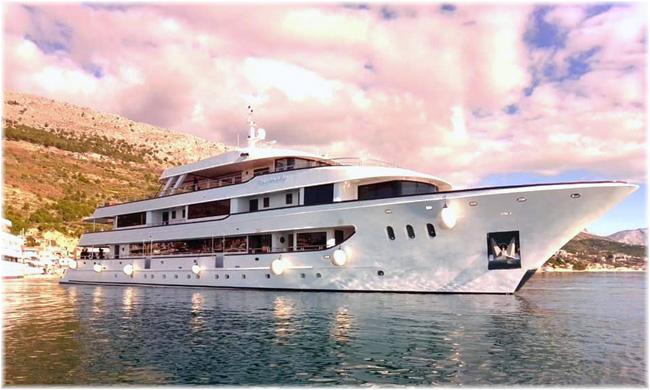 Katarina Line. Rhapsody Deluxe Superior Vessel (New for 2021)