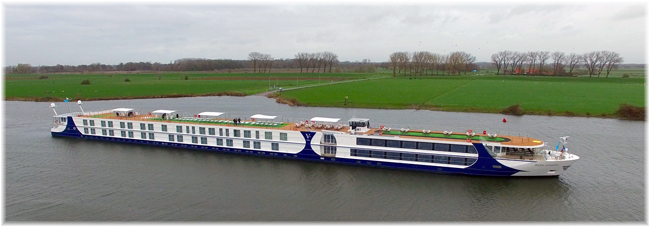 The River Voyager - Vantage Deluxe World Travel (Courtesy Teamco Shipyard)