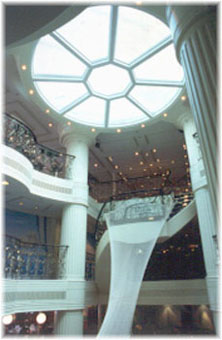 Royal Clipper - The Atrium