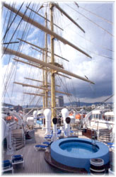 Royal Clipper - Sun Deck
