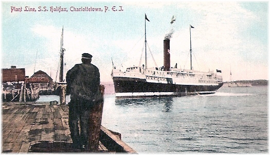 The s.s. Halifax operated some experimental cruises from Tampa to Nassau and Jamaica in the early 1890s