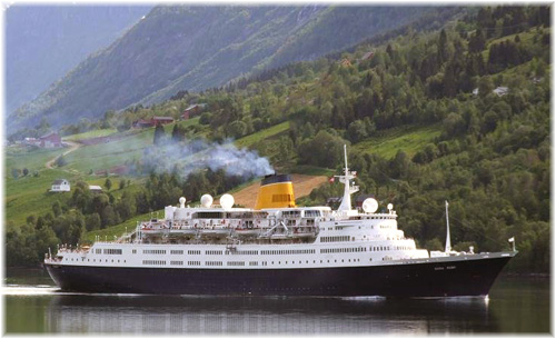 Saga Ruby - Photo courtesy cruises.co.uk