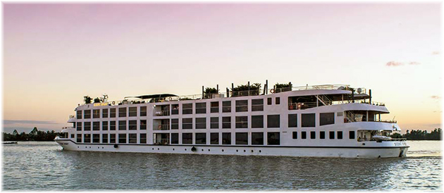 Scenic Spirit (Cruises on the Mekong River)