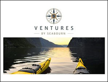 Ventures by Seabourn kayak and Zodiac expeditions
