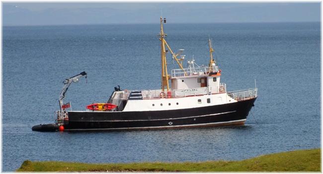 St Hilda Sea Adventures - Seahorse II