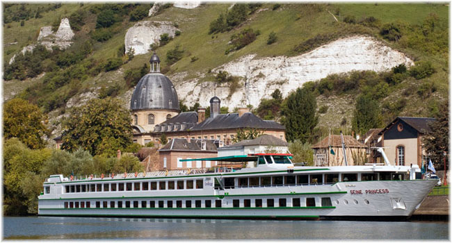Seine Princess (Courtesy CroisiEurope)