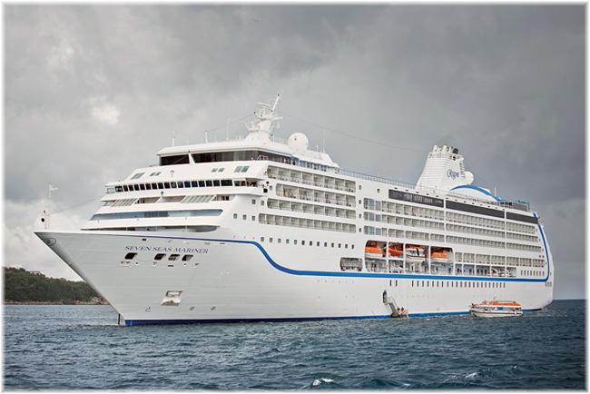 Regent Seven Seas Cruises' Seven Seas Mariner