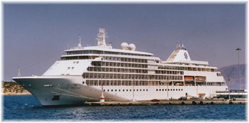 The Silver Whisper