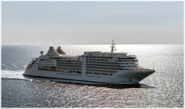 The Silver Muse (Courtesy Fincantieri)