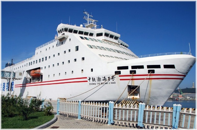The 896-berth Dream of the Southern Sea