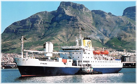 RMS St Helena (Click to enlarge)