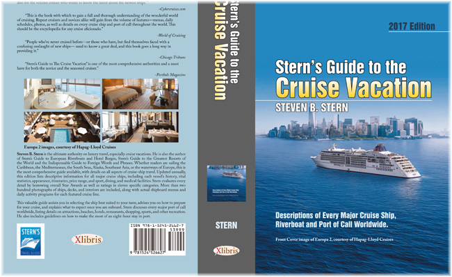 The 28th edition of Stern's Guide to the Cruise Vacation