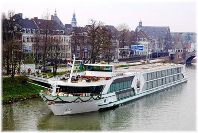 Swiss Sapphire in Maastricht - Tauck