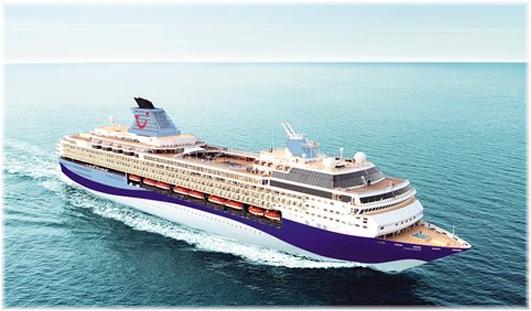 The TUI Explorer  (Courtesy Thomson Cruises)