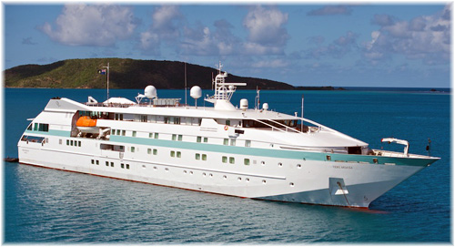 Paul Gauguin Cruises' Tere Moana