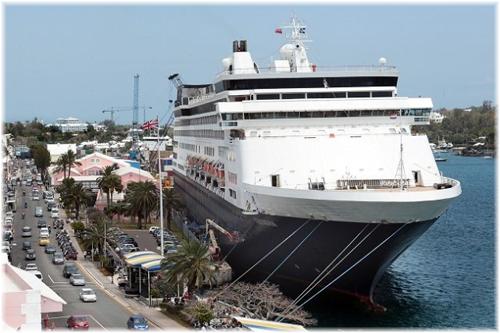 Veendam To Return To Bermuda In Other Cruise News Queen - Queen of bermuda cruise ship