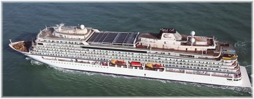The 930-berth Viking Star