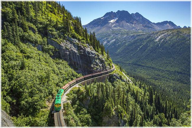 The White Pass & Yukon Route