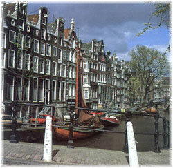 Amsterdam: the Leidsegracht