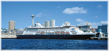 The Amsterdam at Seattle - Holland America Line