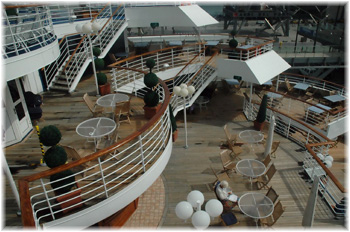 Braemar - After deck