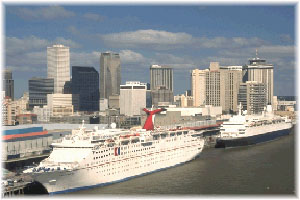 Berlitz Guide To Cruising Other Cruise News US Gulf Ports - New orleans cruise ship terminal