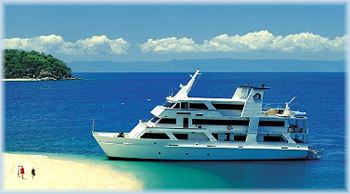 The 50-berth Coral Princess will be renamed Coral Expeditions I