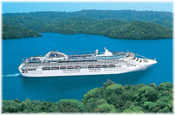 The Dawn Princess is scheduled to enter the P&O fleet in May 2017 as the Pacific Explorer