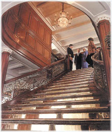 Delta Queen Grand Staircase