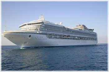 The Diamond Princess