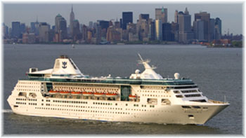 Empress of the Seas (Currently Pullmantur Cruises' Empress)