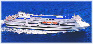 Cruise Ferry Excellent