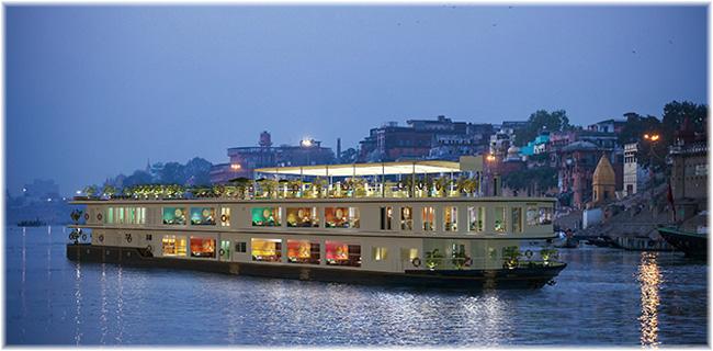 Ganga Vilas - Heritage River Journeys