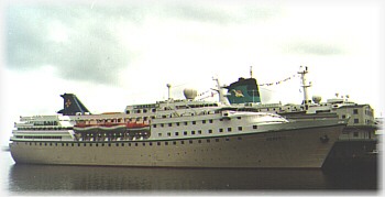 Enjoy Learning Something New About Cruise Ships With Guest - Homeric cruise ship