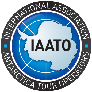 Int. Ass. Antarctica Tour Operators - IAATO (logo)