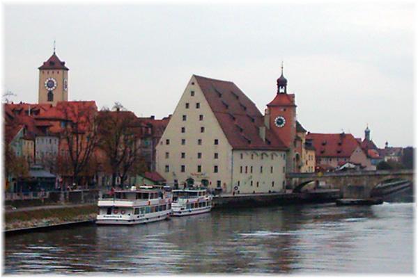 Regensburg  (Photo Stefano Fermi)