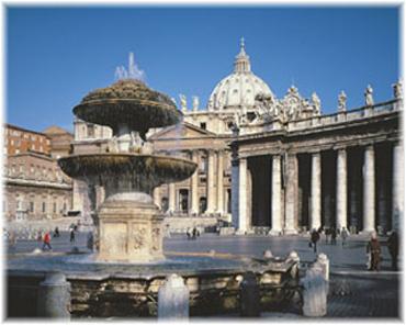 Rome - Piazza San Pietro - Vatican City