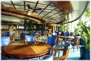 Serenade of the Seas - The Windjammer Cafe